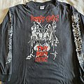 "Rotting Christ - TShirt or Longsleeve - Rotting Christ "" Thy Mighty Contract"" 1993 Longsleeve"