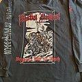 """Bestial Warlust """"Vengeance War Till Death"""" 1995 longsleeve"""