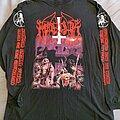 """Marduk - TShirt or Longsleeve - Marduk """"Heaven shall Burn """" 1996 longsleeve"""