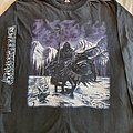 """Dissection - TShirt or Longsleeve - Dissection """"Storm ... European tour """" 1995 longsleeve"""
