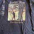 "Ancient Rites - TShirt or Longsleeve - Ancient Rites ""Fatherland Tour"" 1998 longsleeve"