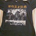 "Burzum - TShirt or Longsleeve - Burzum ""Det Som Engang Var"" 1994 shirt"