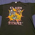 Clash of the Titans original 1990 shirt