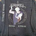 "Samael - TShirt or Longsleeve - Samael "" Blood Ritual tour "" 1993 longsleeve"