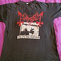 "Mayhem - TShirt or Longsleeve - Mayhem "" Deathcrush "" 1992 shirt"