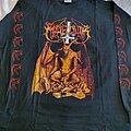 "Marduk - TShirt or Longsleeve - Marduk "" Of Hell's Fire "" 1998 Longsleeve"