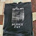 "Satyricon - TShirt or Longsleeve - Satyricon ""Dark Medieval Times "" 1994 shirt"