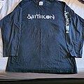 "Satyricon - TShirt or Longsleeve - Satyricon "" Megiddo "" 1997 longsleeve"