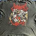 "Unleashed ""German Tour"" 1992 shirt"