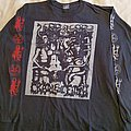 "Cradle Of Filth - TShirt or Longsleeve - Cradle of Filth "" Fuck Your God "" 1992 Longsleeve"