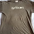 Satyricon Silver logo shirt 1996 Moonfog print