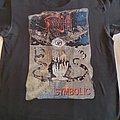 "Death ""Symbolic Tour "" 1995 shirt"