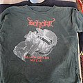 "Beherit - TShirt or Longsleeve - Beherit "" Black Death Metal "" 1992 shirt"