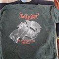 "Beherit "" Black Death Metal "" 1992 shirt"
