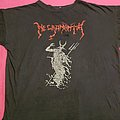 "Necromantia - TShirt or Longsleeve - Necromantia "" Demo 1993 "" 1993 shirt"