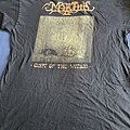 "Mortiis ""Crypt of the Wizard"" 1996 shirt"