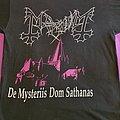 """Mayhem """"De Mysteriis.."""" 1994 shirt"""