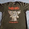 Rotting Christ original 1995 Mexico tour shirt