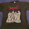 "Beherit - TShirt or Longsleeve - Beherit ""Oath of the Black Blood "" 1991 shirt"