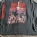 """Marduk - TShirt or Longsleeve - Marduk """" Heaven Shall Burn... """" 1996 Longsleeve"""