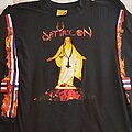"Satyricon - TShirt or Longsleeve - Satyricon "" Mot Kvitekrist i 1000 Aar"" 1995 Longsleeve"