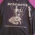 "Behemoth ""Sventevith"" 1995 longsleeve  TShirt or Longsleeve"