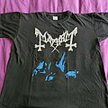 "Mayhem - TShirt or Longsleeve - Mayhem ""De Mysteriis.."" 1994 shirt"