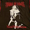 Cradle Of Filth - TShirt or Longsleeve - Cradle of filth Vestal masturbation ,jesus is a ... longsleeve
