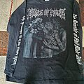 "Cradle Of Filth - TShirt or Longsleeve - Cradle of filth "" The Principle of Evil..."" 1994 longsleeve"
