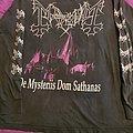 """Mayhem """"De Mysteriis.."""" 1994 first print longsleeve  TShirt or Longsleeve"""