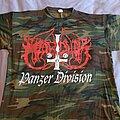 "Marduk - TShirt or Longsleeve - Marduk "" Panzer Division "" 1999 Shirt"