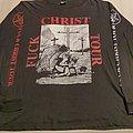 Blasphemy - TShirt or Longsleeve - Fuck Christ Tour 1993 Longsleeve