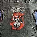 """Darkthrone - TShirt or Longsleeve - Darkthrone """"As wolfs..."""" 1992 shirt"""