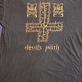 "Dimmu Borgir - TShirt or Longsleeve - Dimmu Borgir "" Devil's Path "" 1996 shirt"