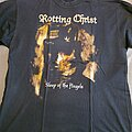 "Rotting Christ - TShirt or Longsleeve - Rotting Christ "" Sleep of the Angels tour "" 1999 Shirt"