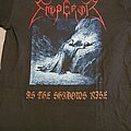 "Emperor - TShirt or Longsleeve - Emperor "" As the Shadows Rise "" 1994 shirt"