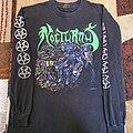 """Nocturnus - TShirt or Longsleeve - Nocturnus """" The Key """" 1990 Longsleeve"""