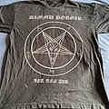 "Dimmu Borgir ""For All Tid"" 1995 shirt"