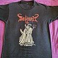 "Beherit ""Satanic Brutal Death Metal"" 1991 shirt"