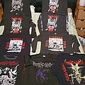 "Rotting Christ - TShirt or Longsleeve - Rotting Christ "" Thy Mighty Contract""  collection"