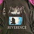 """Emperor - TShirt or Longsleeve - Emperor """" Reverence """" 1996 longsleeve"""