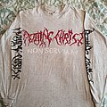 "Rotting Christ ""Non Serviam Mexico Tour"" 1995 longsleeve"