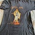 "Satyricon - TShirt or Longsleeve - Satyricon "" Mot Kvitekrist i 1000 Aar"" 1995 Shirt"