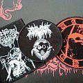 Original patches Archgoat, Sadomator, Svartidauði - all sold