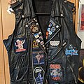 Megadeth - Battle Jacket - Leather vest
