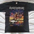 Iron Maiden London 2017 Event shirt