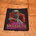 Megadeth patch for jeg86