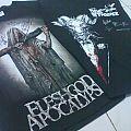 Fleshgod Apocalypse - TShirt or Longsleeve - Signed Fleshgod Apocalypse and Hour of Penance shirt