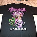 Tomb Mold Blood Mirror shirt