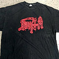 Death Red Logo T-Shirt XL